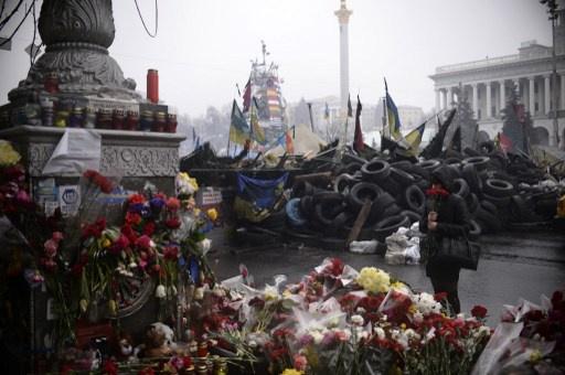 مراسلنا: مقتل شخص في كييف خلال اشتباكات اندلعت إثر خلافات بين مؤيدين لسلطات العاصمة