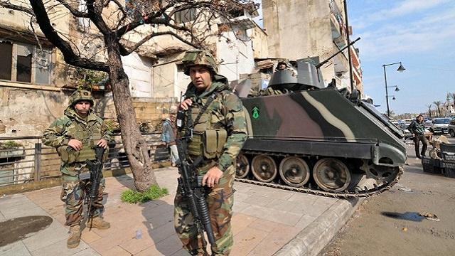 حصيلة اشتباكات طرابلس ترتفع من جديد إلى 12 قتيلا و56 جريحا
