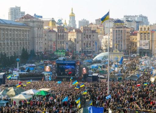 الصين تدعو لبذل الجهود لاطلاق العملية التفاوضية لحل الازمة الأوكرانية