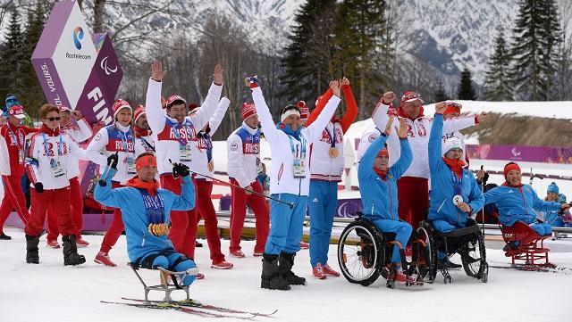 روسيا تحطم الرقم القياسي لدورات الباراولمبية عبر التاريخ برصيد 80 ميدالية