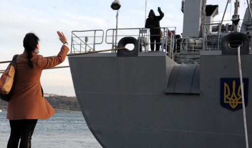 قائد القوات البحرية الاوكرانية يدعو كييف والقرم الى المصالحة
