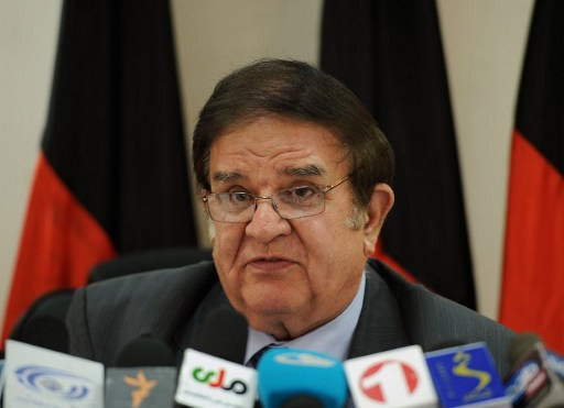 وزير الدفاع الافغاني السابق عبد الرحيم وردك ينسحب من السباق الرئاسي