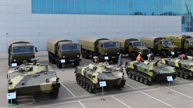 تقرير: روسيا تحتل المرتبة الثانية من حيث تصدير الأسلحة في السنوات الخمس الأخيرة
