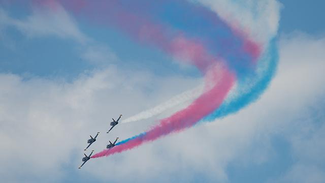 فريق نسائي للطيران البهلواني قد يتشكل في روسيا