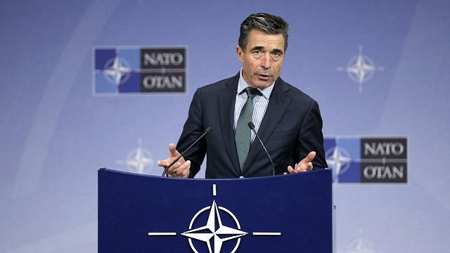 راسموسن: أوكرانيا والناتو يؤكدان نية توسيع الشراكة الثنائية