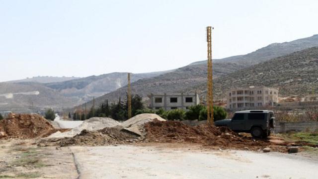4 صواريخ على شرق لبنان مصدرها الأراضي السورية