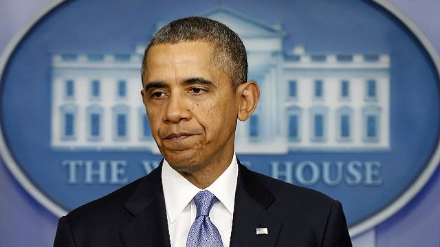 أوباما يرى الحل الدبلوماسي لأزمة أوكرانيا ممكنا