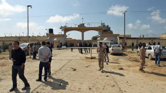 الحكومة الليبية تعلن الحداد الرسمي لمدة ثلاثة أيام على ضحايا انفجار بنغازي