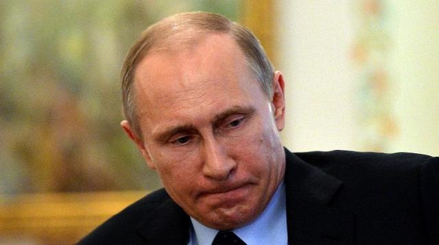 بوتين يوافق على مشروع معاهدة خاصة بانضمام جمهورية القرم الى روسيا