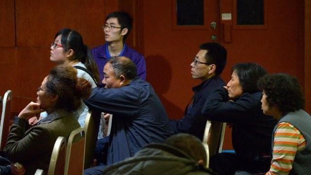 بكين تستبعد احتمال تنظيم ركاب صينيين عملا إرهابيا على متن الطائرة الماليزية المفقودة
