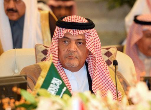 سعود الفيصل: لن تحل الازمة السياسية مع قطر طالما لم تعدل سياستها
