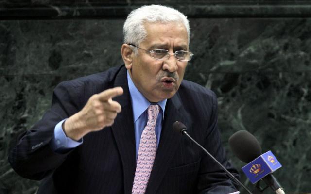 النسور: إلغاء معاهدة السلام مع إسرائيل يسهّل تهويد القدس
