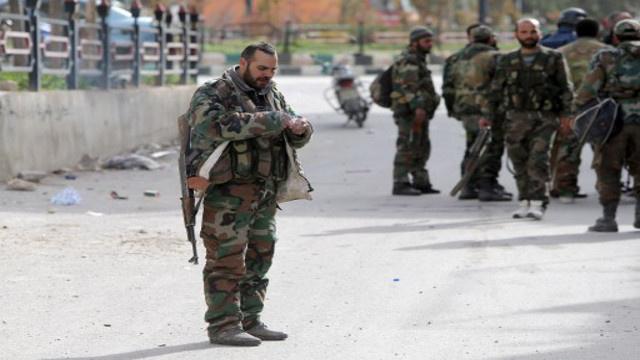 بعد السيطرة على يبرود الجيش السوري يتقدم في القلمون
