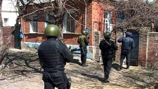 عسكريون أوكرانيون يصلون إلى روسيا لمراقبة الأراضي المجاورة لأوكرانيا