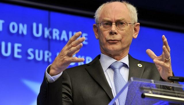 موسكو: الاتحاد الأوروبي لم يسمح لرئيسه بزيارة روسيا لمعرفة الحقيقة عن الأحداث بأوكرانيا