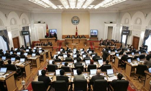 إقالة الحكومة القرغيزية بعد خروج أحد الاحزاب من ائتلاف الأغلبية البرلمانية