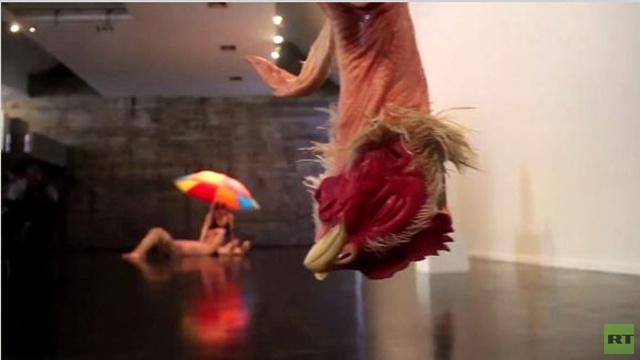 بالفيديو.. معرض تماثيل تحاكي الطبيعة في البرازيل