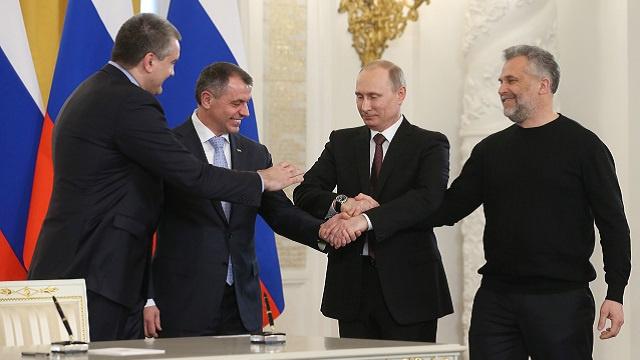 سابقة كوسوفو: روسيا في القرم ترد على الغرب