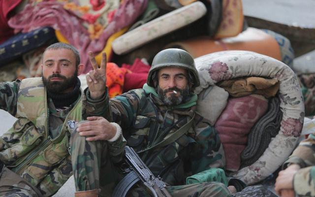 الجيش السوري يسيطر على بلدة رأس العين في القلمون