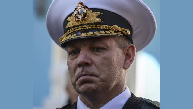 مصدر في البرلمان الأوكراني: الإفراج عن قائد القوات البحرية الأوكرانية المحتجز في القرم
