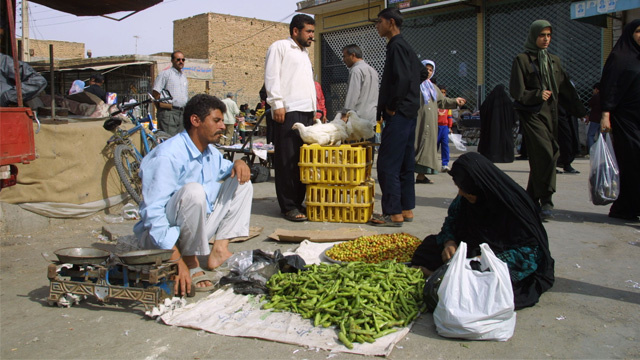 مجلس محافظة البصرة يقرر مقاطعة البضائع والشركات السعودية