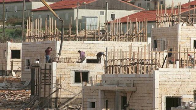 إسرائيل تقرر بناء أكثر من 2000 وحدة استيطانية