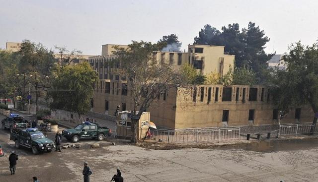 مقتل 9 أشخاص بينهم 4 أجانب في هجوم على فندق في كابول
