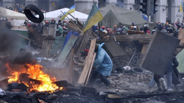 النيابة العامة الأوكرانية: القناصة الذين أطلقوا النار في ميدان الاستقلال مواطنون أوكرانيون