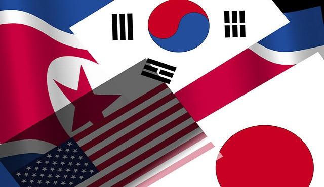 قمة أمريكية يابانية كورية جنوبية لتحسين العلاقات بين طوكيو وسيئول