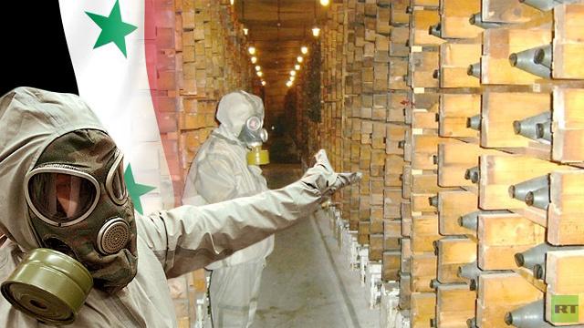 الخارجية الروسية: دمشق خفضت قدراتها الكيميائية العسكرية إلى مستوى الصفر تقريبا