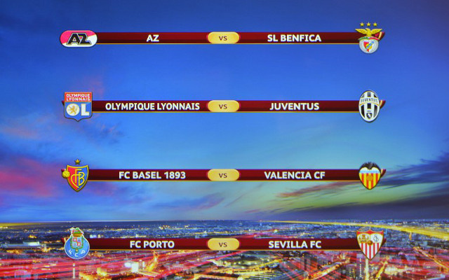 مواجهات متكافئة في ربع نهائي الدوري الأوروبي
