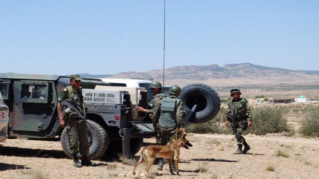 مجلس الأمن التونسي يدرس تعزيز حماية الحدود مع ليبيا