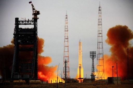 قمر صناعي روسي يمكن أن يسقط في 28 أبريل القادم