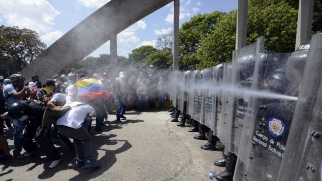 مادورو: الاحتجاجات كلفت البلاد عشرة مليارات دولار