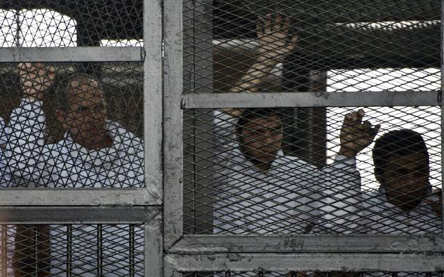 تأجيل أكبر محاكمة لأعضاء جماعة الإخوان المسلمين في مصر