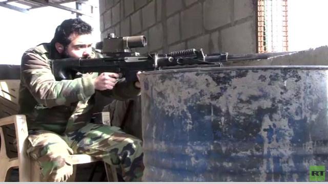 هدوء في القابون.. ومعارك عنيفة في أرياف دمشق ودرعا وحماه