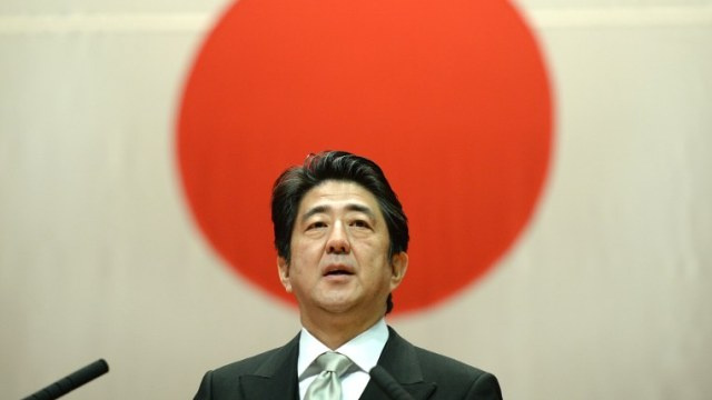 شينزو آبي: اليابان ستواصل الحوار مع روسيا حول الأزمة الأوكرانية