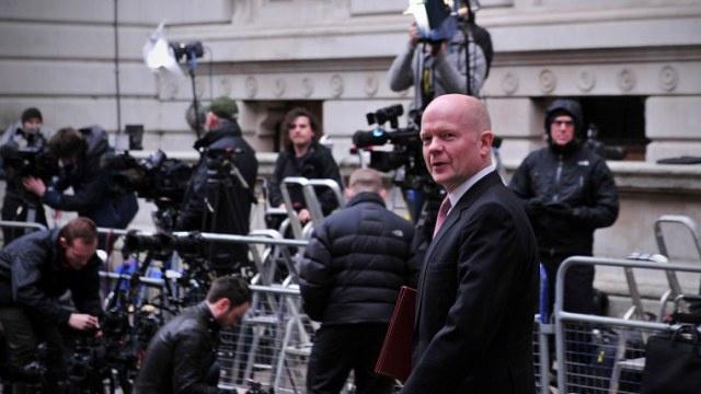 هيغ يدعو إلى استبعاد روسيا من عدد من المنظمات الدولية