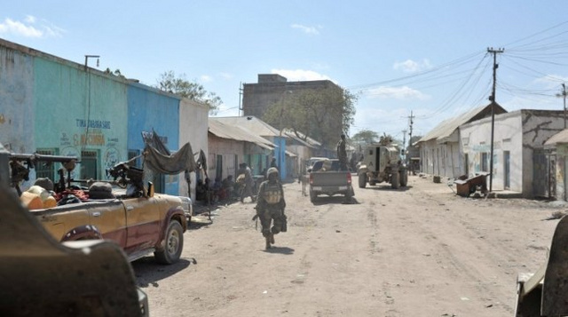 الجيش الصومالي يطرد مقاتلي جماعة
