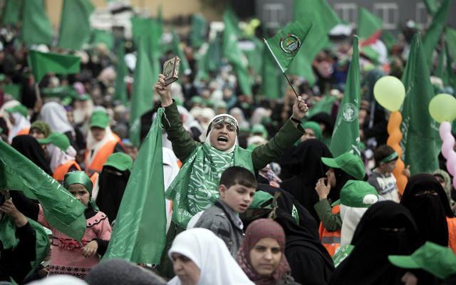 حماس تحيي الذكرى العاشرة لاغتيال الشيخ أحمد ياسين
