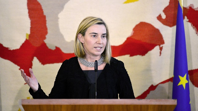 وزيرة الخارجية الإيطالية تحذر أوروبا من مضاعفات العقوبات ضد روسيا