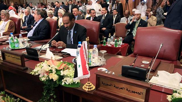وزراء الخارجية العرب يتفقون على جدول أعمال القمة.. ومقعد سورية يبقى شاغرا