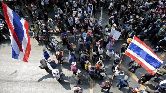 تايلاند: عودة التظاهرات المناهضة للحكومة