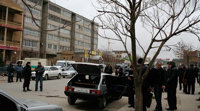 الشرطة في داغستان تقتل مسلحا أطلق النار على رجال الأمن