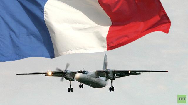 مفتشون فرنسيون يراقبون الاراضي الروسية جوا