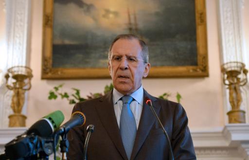 لافروف: نأمل باخراج السلاح الكيميائي من سورية منتصف هذا العام