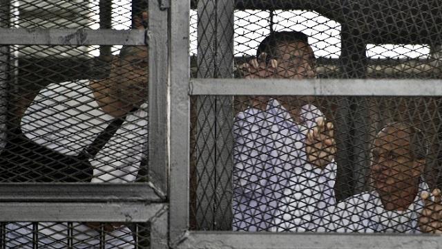 الخارجية الأمريكية تبدي قلقها بشأن 500 مصري حكموا بالإعدام