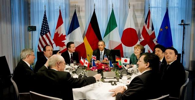 الدول الغربية تجمد عضويتها في مجموعة