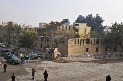 افغانستان تتهم المخابرات الباكستانية بتدبير الهجوم على فندق