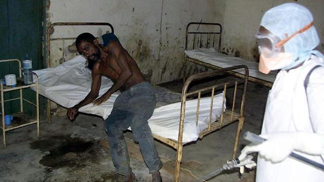 حمى إيبولا النزفية في العاصمة الغينية
